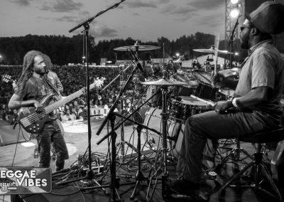 Zincfence Redemption Band Reggae Geel 2017