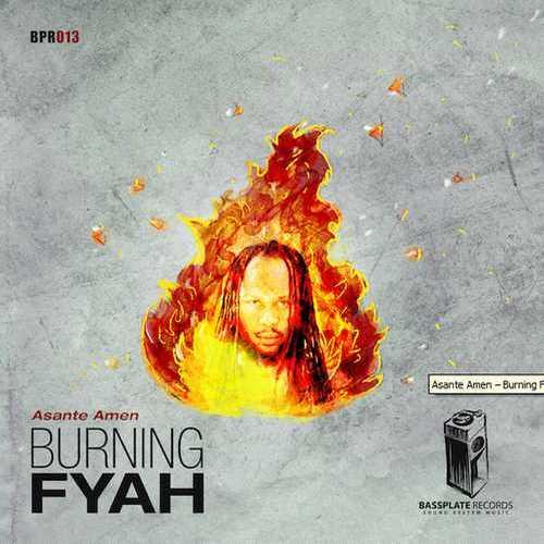 Asante Amen - Burning Fyah