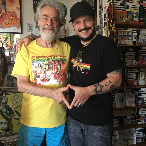 Roger Steffens & Stephen Cooper