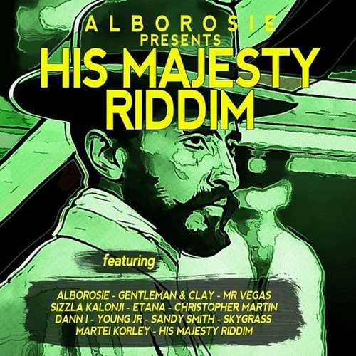 Various – Alborosie Presents His Majesty Riddim