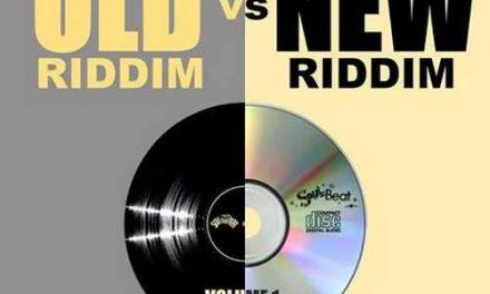 Various – Old Riddim vs New Riddim