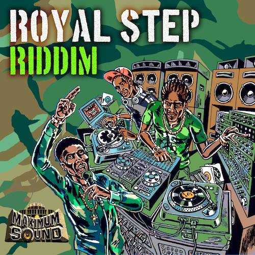 Various – Royal Step Riddim