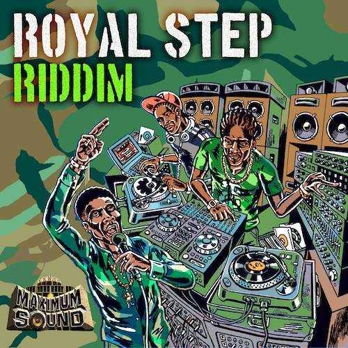 Various - Royal Step Riddim