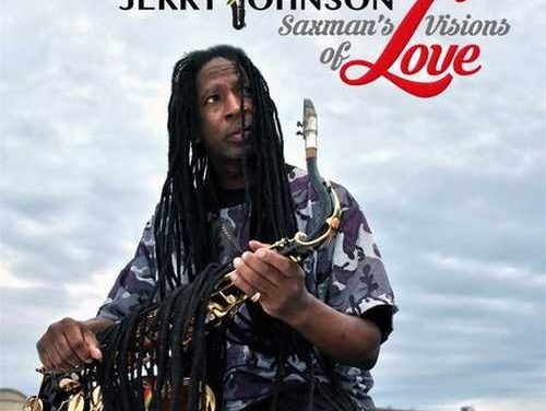 Jerry Johnson – Saxman's Visions Of Love