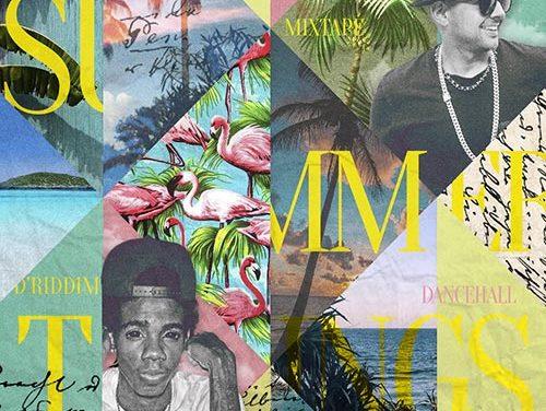 D'Riddim Presents Summer Tings 2017 Mixtape