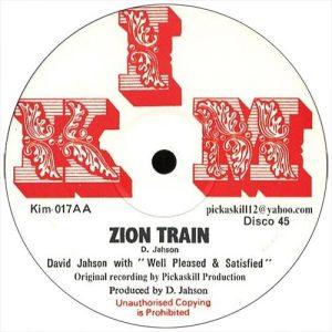Zion-Train