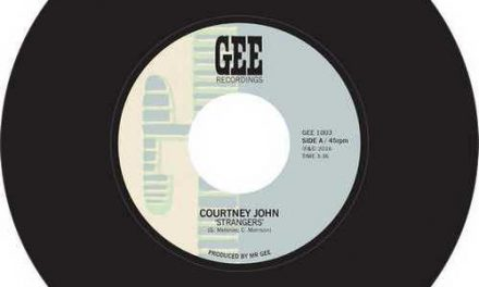 Courtney John – Strangers