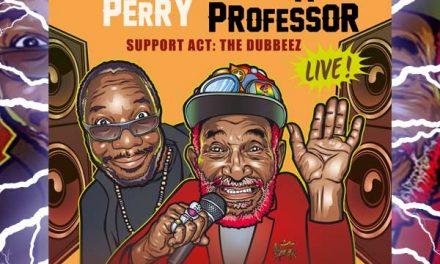 Electro-Dubclubbing Tour 2017: Mad Professor & Lee 'Scratch' Perry @ Muziekgieterij