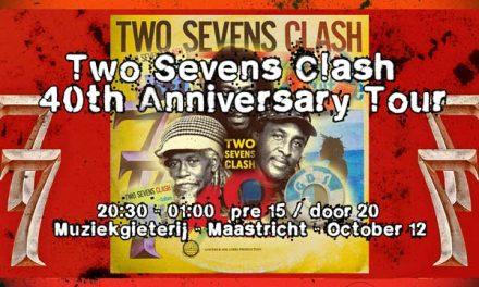 Culture – Two Sevens Clash 40th Anniversary Show