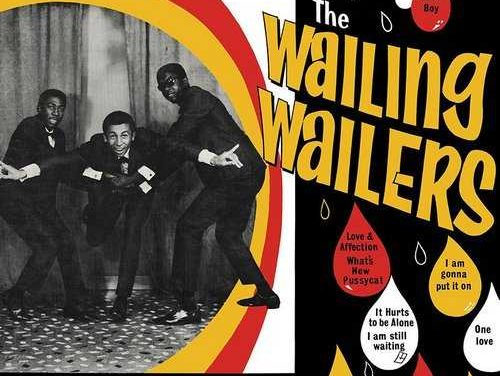 The Wailers – The Wailing Wailers