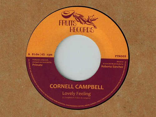 Cornell Campbell – Lovely Feeling