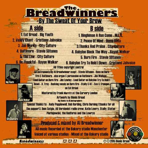 The Breadwinners - By The Sweat Of Your Brow
