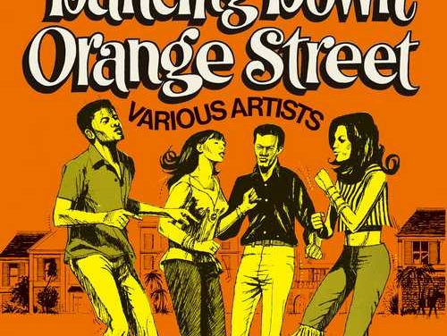 Various – Dancing Down Orange Street