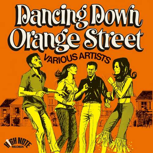 Various - Dancing Down Orange Street