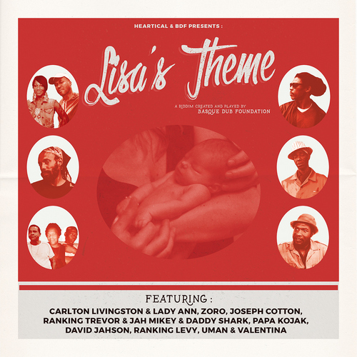 Various - Lisa's Theme Riddim