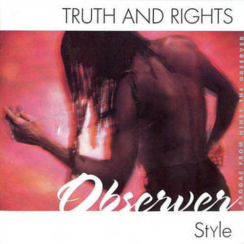 Various - Truth & Rights Observer Style