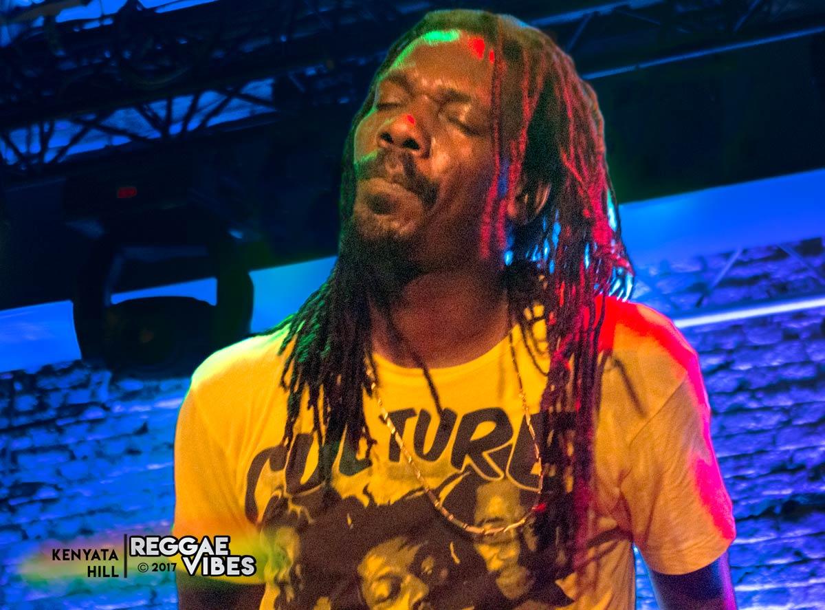 Culture ft. Kenyata Hill @ Muziekgieterij