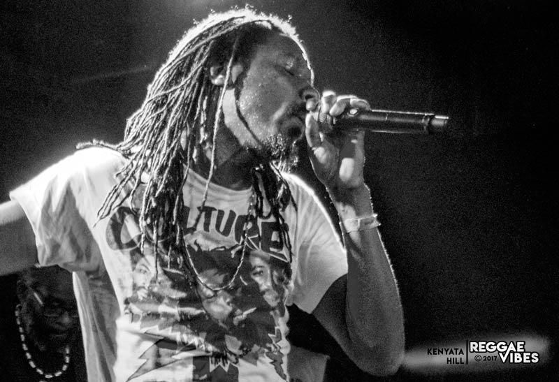 Kenyata Hill @ Muziekgieterij