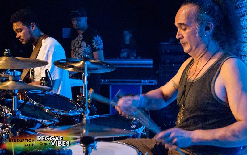 Freddy Poncin - Redemption Band @ Muziekgieterij