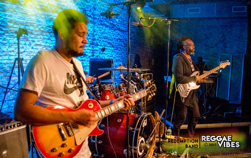 Jesse Jeremy ten Cate - Redemption Band @ Muziekgieterij