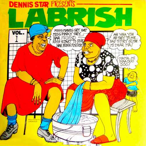 Various - Labrish Vol 1