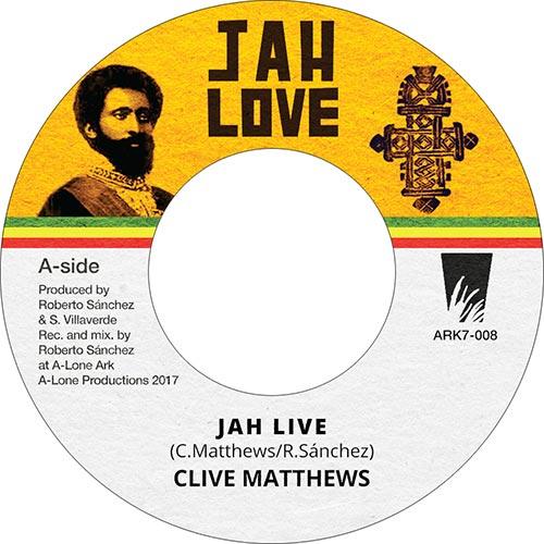 Clive Matthews - Jah Live