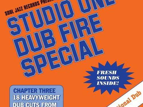 Dub Specialist – Studio One Dub Fire Special