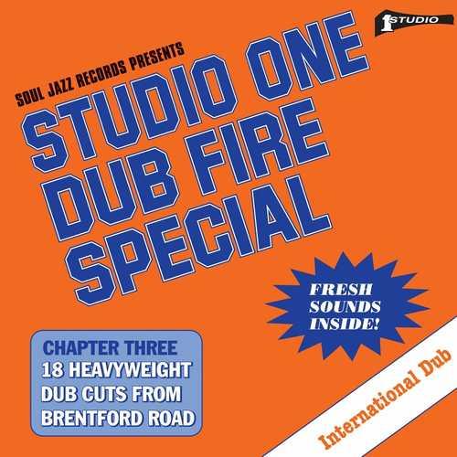 Dub Specialist - Studio One Dub Fire Special