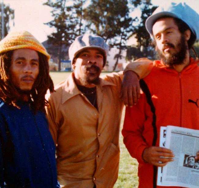 Larry McDonald (Photo: Habte Selassie)