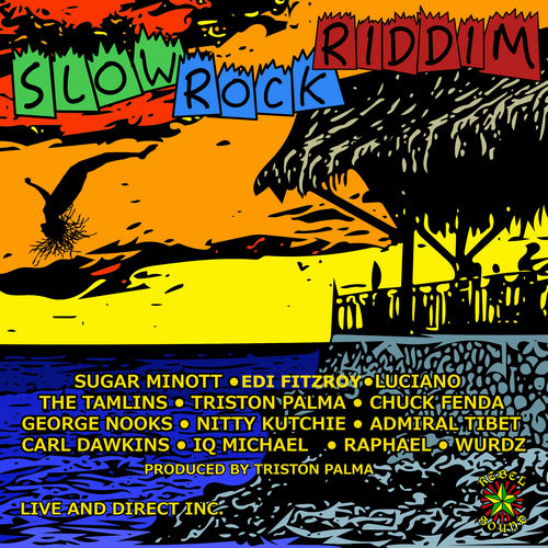 Various - Slow Rock Riddim