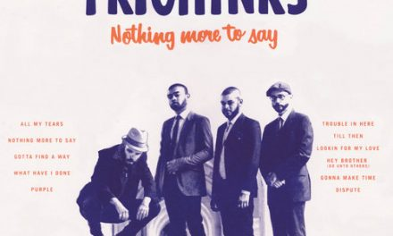 The Frightnrs – Nothing More To Say