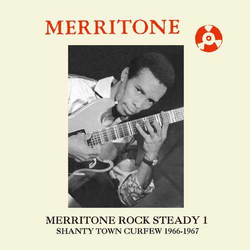Various - Merritone Rocksteady 1