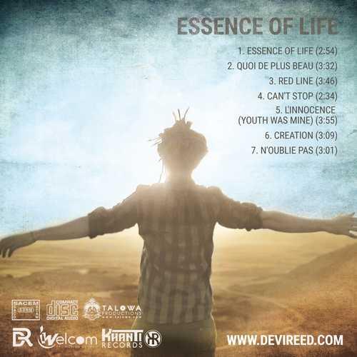 Devi Reed - Essence Of Life | Reggae Vibes