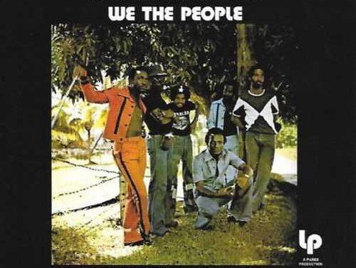Lloyd Parks & We The People – Meet The People