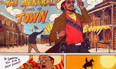 Mr. Williamz – The General Comes To Town