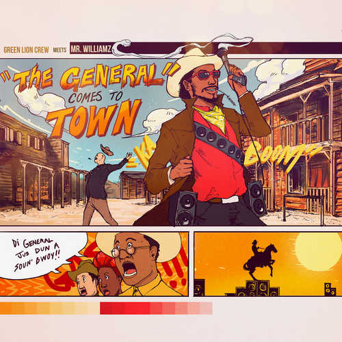 Mr Williamz - The General Comes To Town