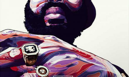 Jamaican digital and visual artist Taj Francis