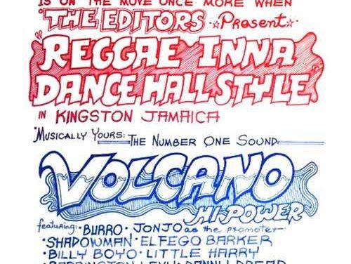 Reggae Inna Dance Hall Style