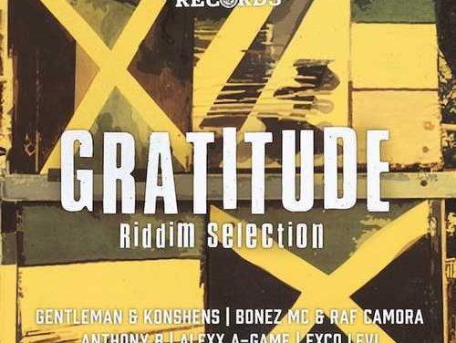 Various – Gratitude Riddim Selection