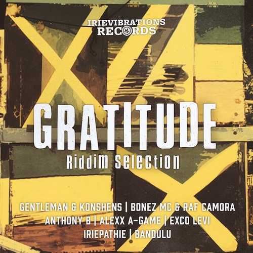 Various - Gratitude Riddim Selection