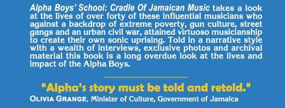 Alpha Boys School - Cradle Of Jamaican Music
