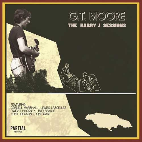 New release: G.T. Moore – The Harry J Sessions