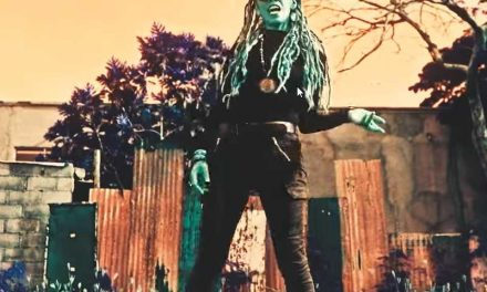 New videoclip by Nattali Rize: 'Warriors' from the 'Rebel Frequency' album