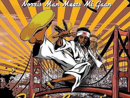 Norris Man – Dubwise Connection (Norris Man Meets Mi Gaan)