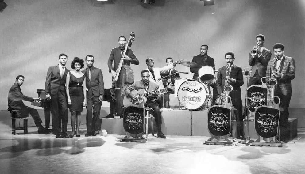 The Skatalites [Photographer unknown]