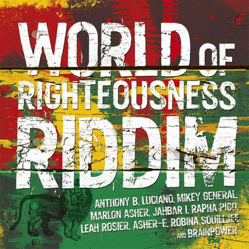 Various – World Of Righteousness Riddim