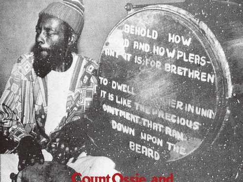 Count Ossie & The Mystic Revelation Of Rastafari – Grounation