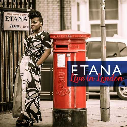 New album from Etana: Live in London