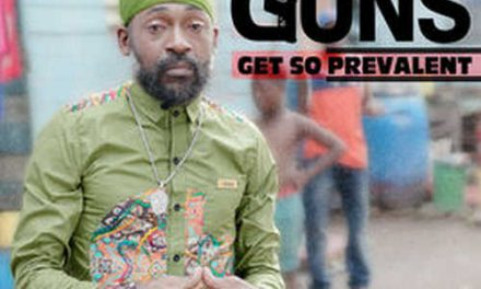 "Lutan Fyah returns with ""Guns Get So Prevalent"""