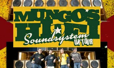 Mungo's HiFi Soundsystem UK Tour
